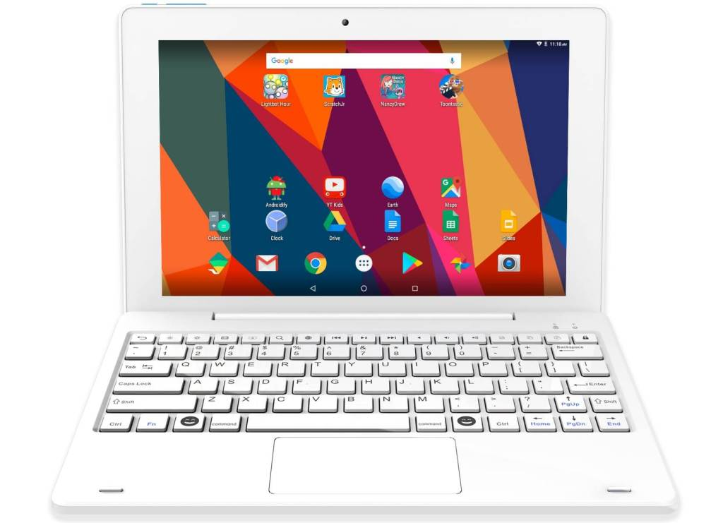 tanoshi is an android laptop for with s parental