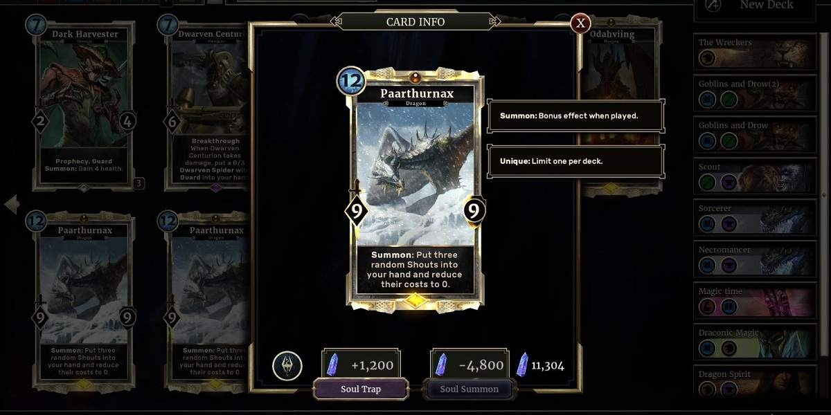 Paarthurnax is one of the big bad dragons in The Elder Scrolls's Heroes of Skyrim expansion.