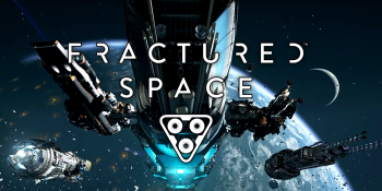 Open book: Fractured Space developed in broad daylight