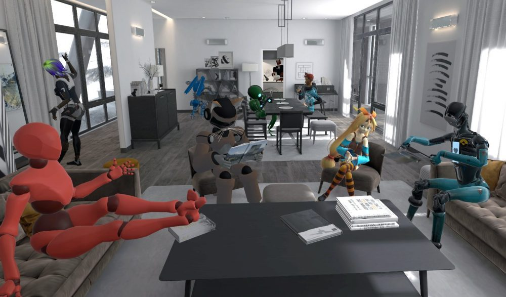 VRChat grabs $4 million in a rare bright spot for social VR