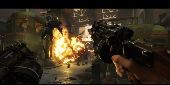 Wolfenstein II: The New Colossus — killing the baddest Nazis with the biggest guns