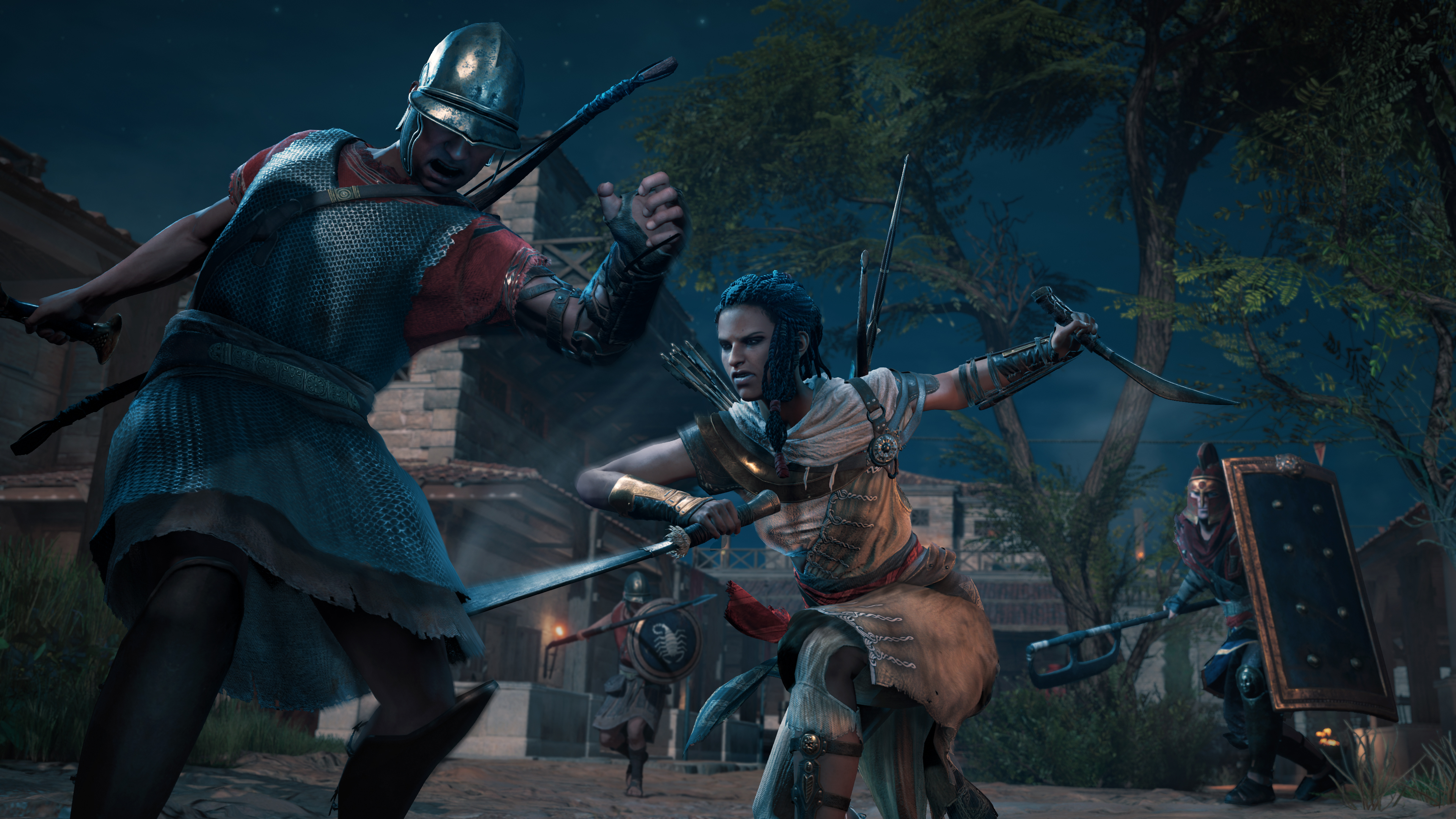 Assassin S Creed Origins Pushes Ubisoft To 889 4 Million In