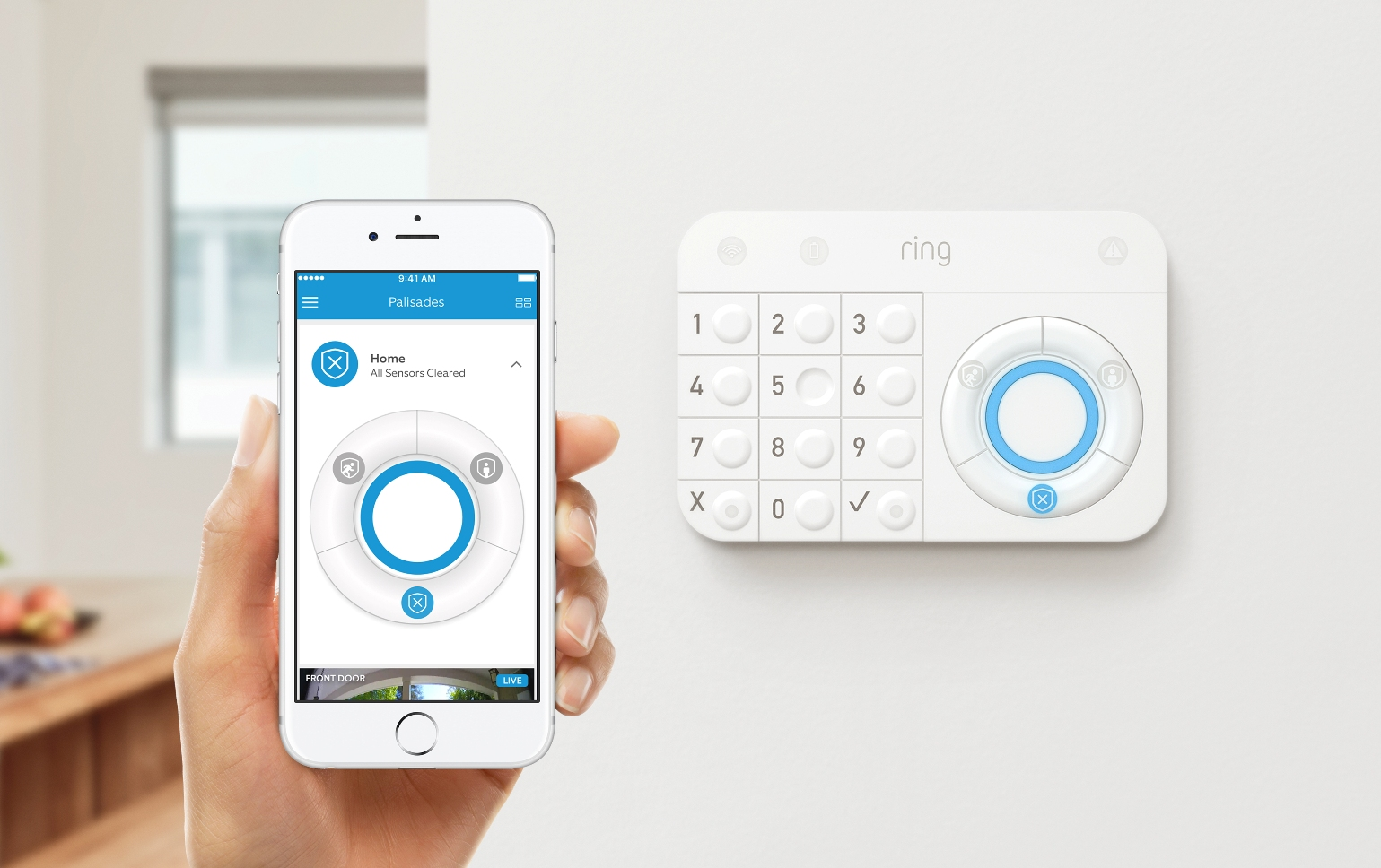 Ring Launches Protect A Diy Home Security System Starting