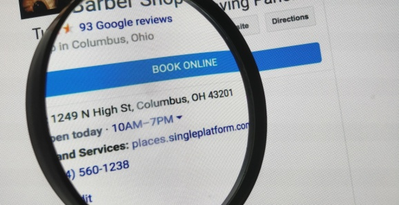 Book online: Reserve with Google