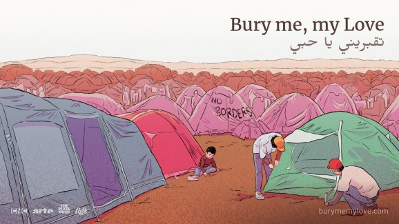 photo image Bury me, my Love's tale about Syrian refugees launches October 26 on iOS and Android