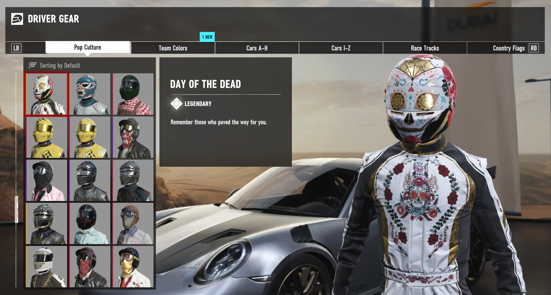 forza motorsport 7 wants you to care about your driver too