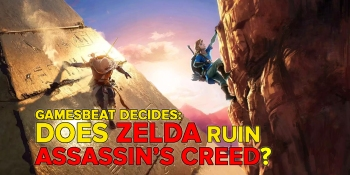 Can Assassin's Creed still work after Zelda: Breath of the Wild? GamesBeat Decides