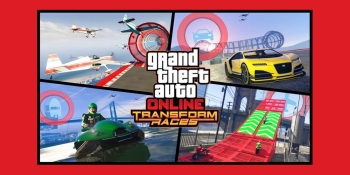 Grand Theft Auto Online's new land, sea, and air races make for a mad, mad, mad, mad world