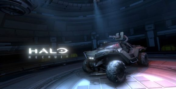 Halo Recruit is Microsoft's flagship video game franchise's first step into VR.