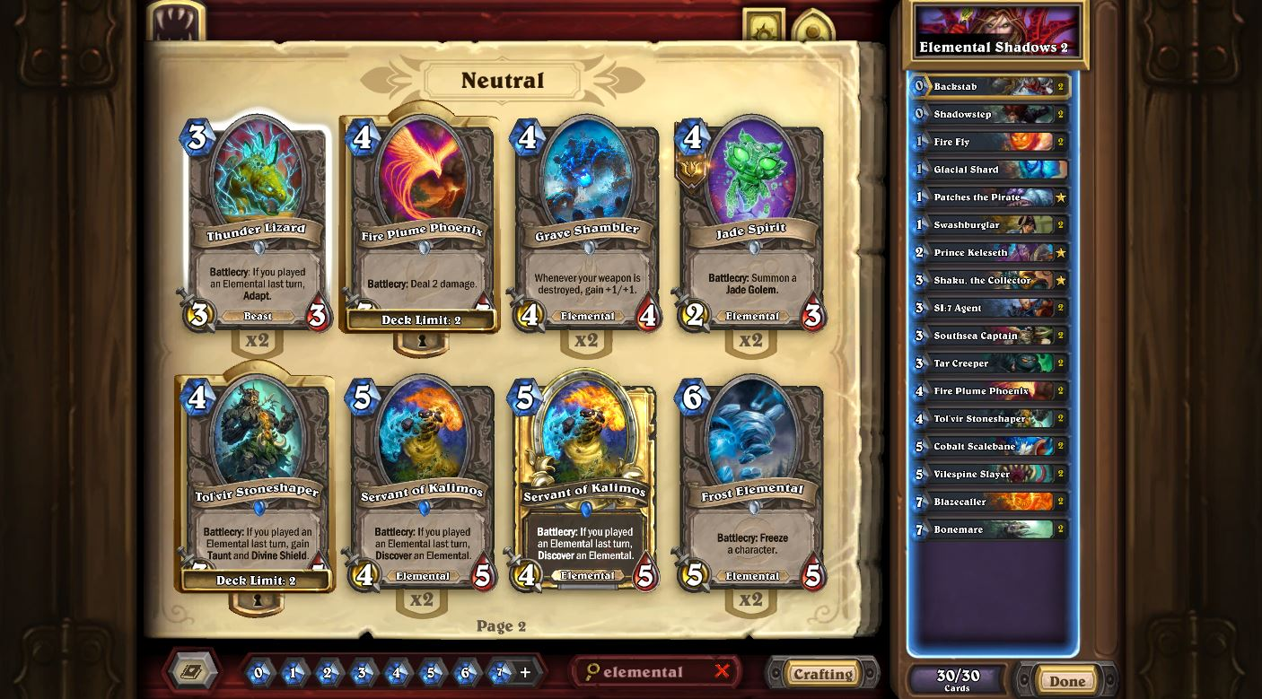 How does hearthstone casual matchmaking work