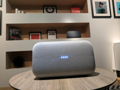 Google Home Max Review An Amazing Smart Speaker For Larger Es