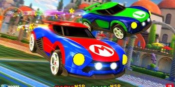 Rocket League will race to Nintendo Switch on November 14 (update)