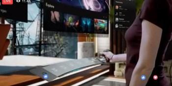 Oculus Dash adds Minority Report-like interface to Rift VR
