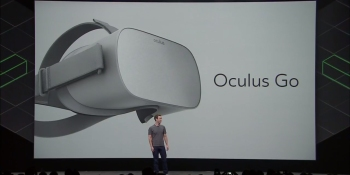 Oculus Go is Facebook's new standalone headset for $200