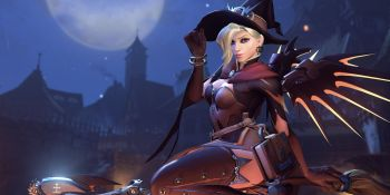 Overwatch's Halloween event returns on October 9