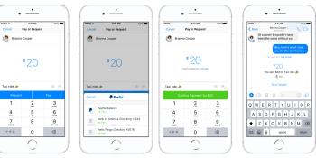 Facebook Messenger now sends money via PayPal