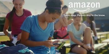 Amazon now lets teenagers shop via separate logins attached to their parents' accounts