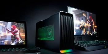 Razer updates its Blade Stealth ultrabook and Core external GPU dock