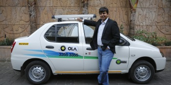 India's Ola raises $1.1B from SoftBank and Tencent and is in talks for another $1B to battle Uber