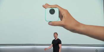 Google announces Clips, a $249 add-on camera for the Pixel 2