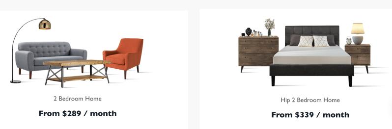 YC graduate Feather raises $3.5 million for furniture rental business
