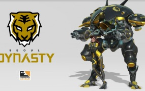 Seoul Dynasty is an Overwatch League team.