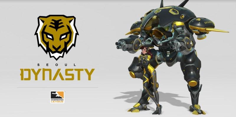 Seoul Dynasty is an Overwatch League team.