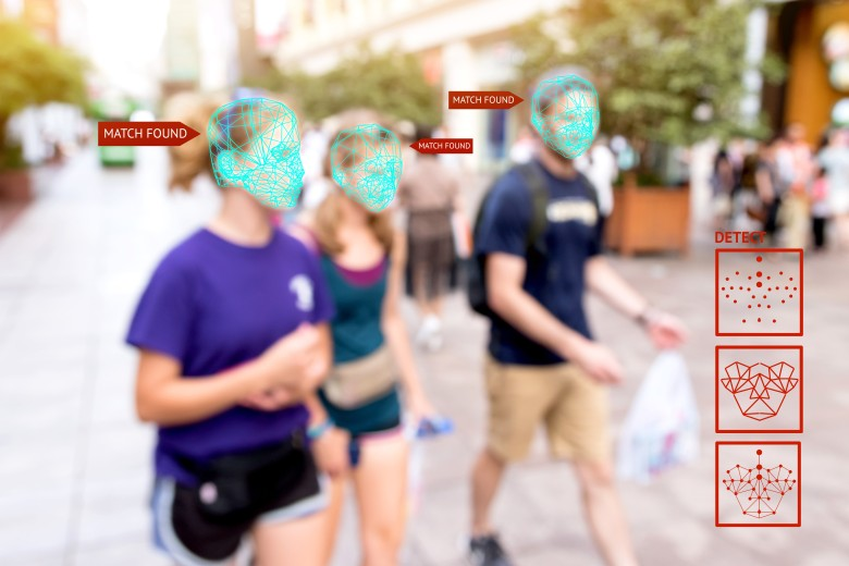 AI powered facial recognition will soon track us while we shop