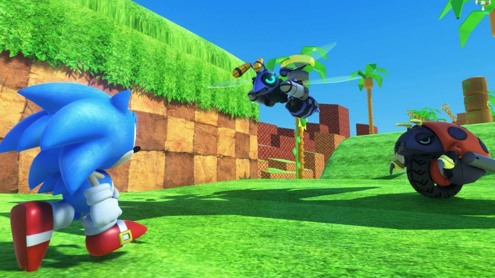 VR modder re-creates Sonic the Hedgehog      s Green Hill Zone