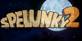 Spelunky 2 debuts at Paris Games Week