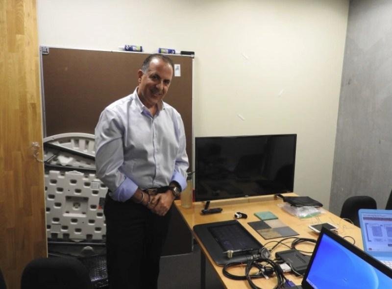 Steven Domenikos is CEO of Tactai