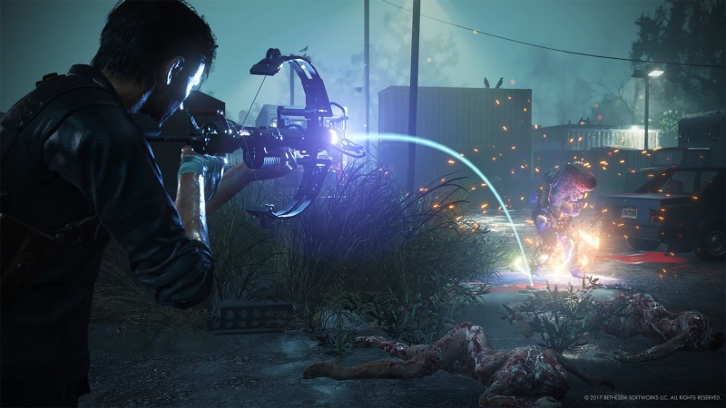 The Evil Within 2 Review A Survival Horror Game Without Enough Horror Venturebeat