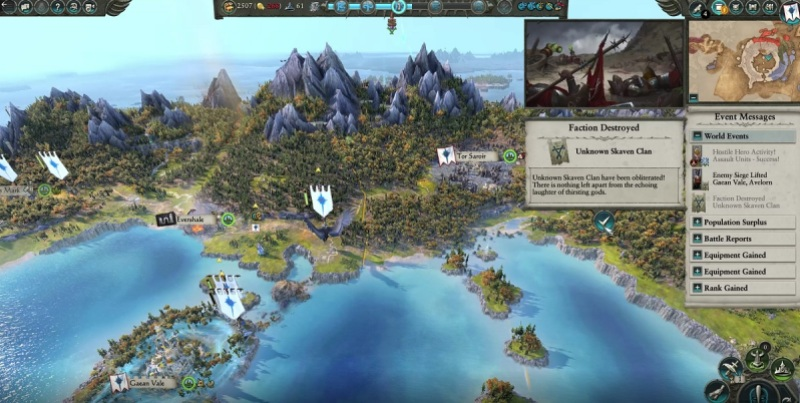 Total War: Warhammer II review -- strategy game brings the