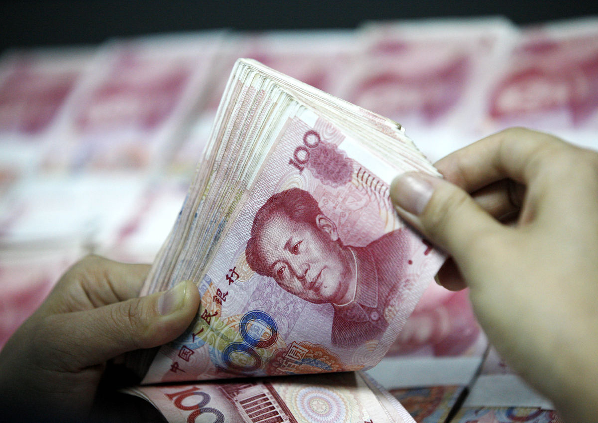 China now rivals U.S. in VC investments