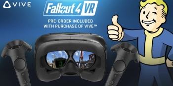 HTC will bundle Fallout 4 VR with the Vive headset