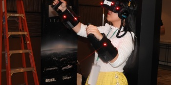 VR developers pivot to location-based entertainment