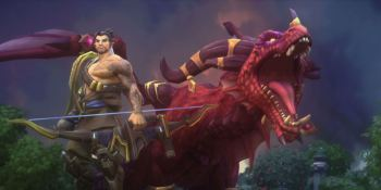 Hanzo and Alexstrasza join Blizzard's Heroes of the Storm
