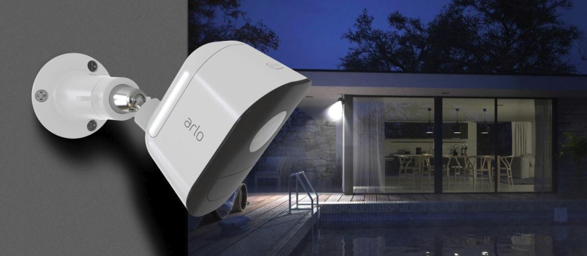 Netgear Branches Into Smart Outdoor Security Lighting Venturebeat
