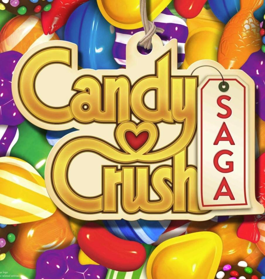 candy cruche saga