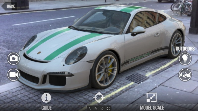Zynga Lets You Show Off Your Csr 2 Race Cars With Augmented Reality