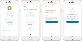 PayPal partners with Acorns to help you invest your money