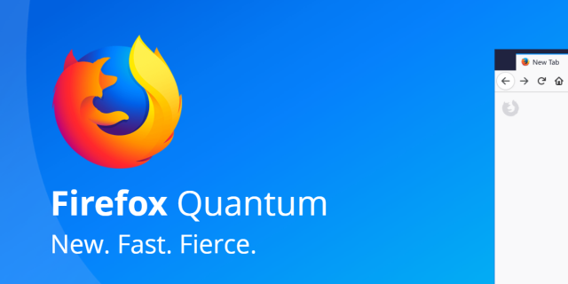 photo image Firefox Quantum arrives with faster browser engine, major visual overhaul, and Google as default search engine