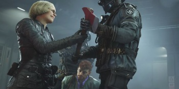 Wolfenstein II postmortem interview: Nazi storytelling is risky and complicated