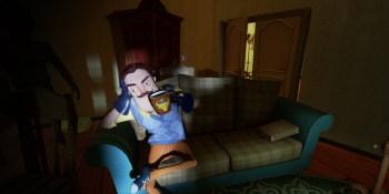 TinyBuild: Hello Neighbor indie game hits 30 million downloads