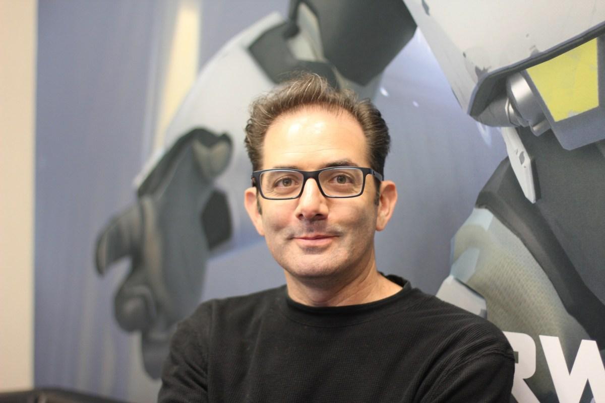 Overwatch director Jeff Kaplan is leaving Blizzard