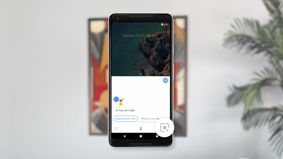 Google brings Lens AI to Google Assistant on Pixel smartphones