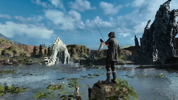 Monster of the Deep: Final Fantasy XV review — not worth the gil