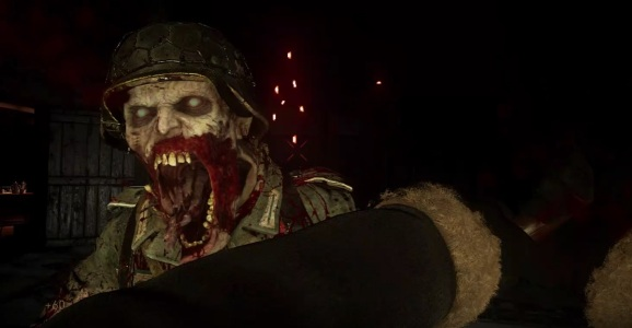 Call of duty wwii how sledgehammer put a serious twist on nazi call of duty wwii how sledgehammer put a serious twist on nazi zombies gumiabroncs Images