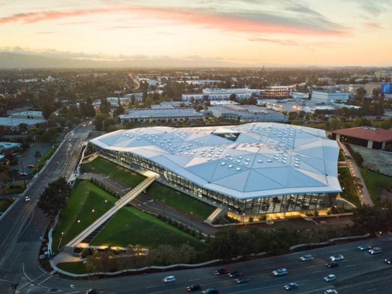 Nvidia's headquarters