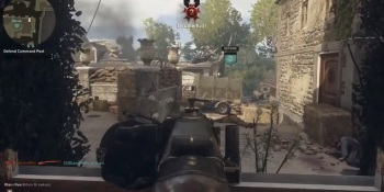 Call of Duty: WWII hands-on — War multiplayer mode shines with Operation Breakout